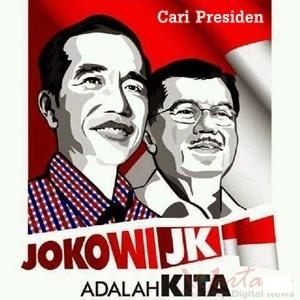 Lirik Duta Joko Widodo - Cari Presiden