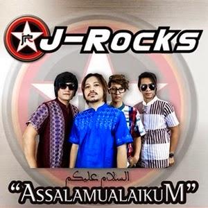 Lirik J-Rocks - Assalamualaikum