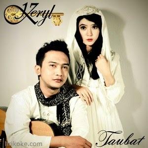 Lirik Keryl - Taubat