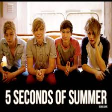 Lirik Lagu 5 Seconds Of Summer - English Love Affair