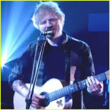 Lirik Lagu Ed Sheeran - Afire Love