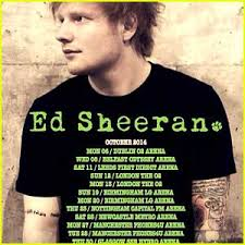 Lirik Lagu Ed Sheeran - Even My Dad Does Sometimes
