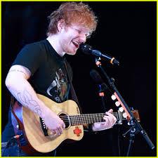 Lirik Lagu Ed Sheeran - I'm A Mess