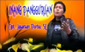 Lirik Lagu Jhon Elyaman Saragih - Inang Pangguruan