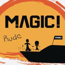 Lirik Lagu Magic - Rude
