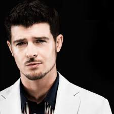 Lirik Lagu  Robin Thicke - Lock The Door
