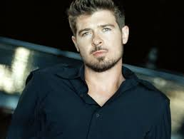 Lirik Lagu Robin Thicke - You're My Fantasy