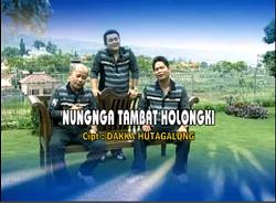 Lirik Simen Star - Nungnga Tambat Holongki