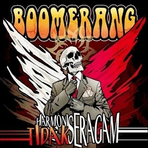 Lirik Boomerang - HeadPhone
