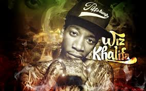 Lirik Lagu Wiz Khalifa - We Dem Boyz Remix