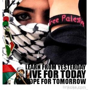 Lirik Maher Zain - Palestine Will Be Free