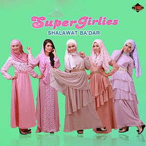 super-girlies-sholawat-bada