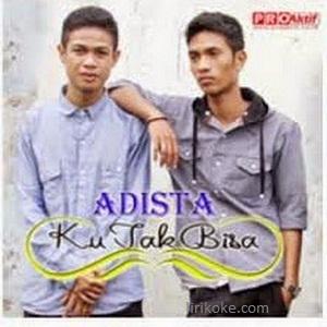 lirik Adista - Bersamamu