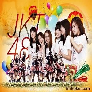 Lirik Jkt48 - Kokoro No Placard