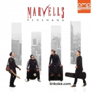 Lirik Lagu  Marvells - Pemenang
