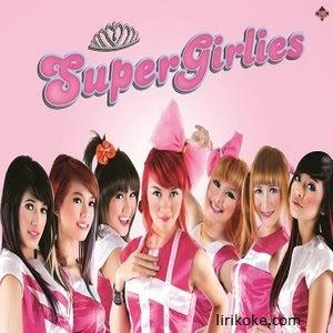 Lirik Lagu Supergirlies - Aku Dan Cinta