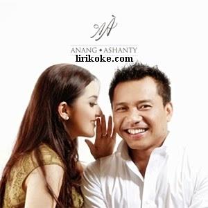 Lirik Anang & Ashanty Langit Cinta