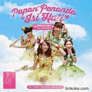 Lirik JKT48 Lucky Seven
