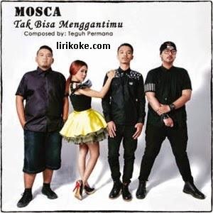 Lirik Mosca Tak Bisa Menggantimu ( Acoustic Version)