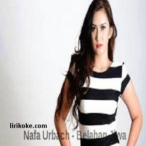 Lirik Nafa Urbach Belahan Jiwa